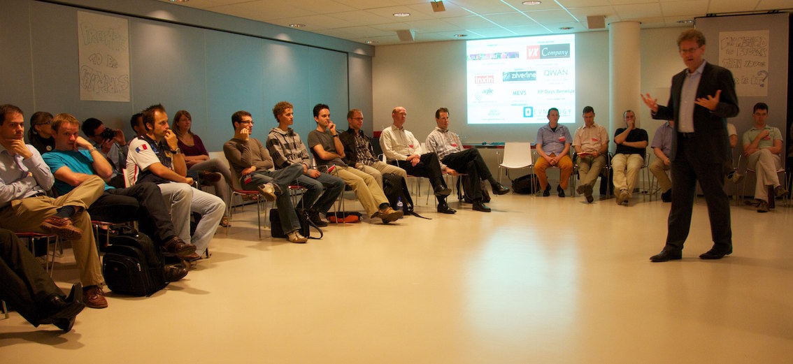 plenum of agile open 2009