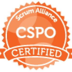 Certified Scrum Product Owner Training