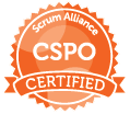 Certified Scrum Product Owner® - interaktiver Online-Kurs (auf Deutsch)