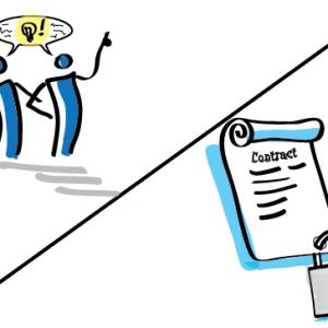 Agile Manifesto value 3