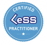 Certified LeSS Practitioner with Craig Larman