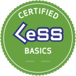 Certified LeSS Basics EN Connexxo Training