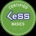 Certified LeSS Basics EN Connexxo Training
