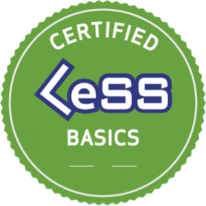 Certified Less Basics Connexxo Training