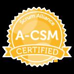 Advanced Certified ScrumMaster EN Connexxo Training