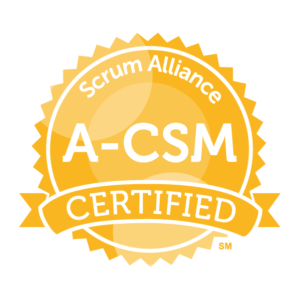 Advanced Certified ScrumMaster EN Connexxo Training